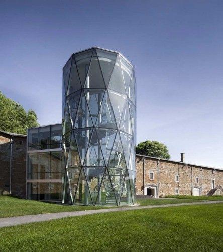 Stewart Museum / Les Architectes FABG. Canada