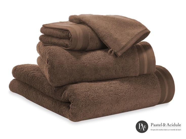 pin by pastel acidule on couleurs gamme linge de bain luxe excellen. Black Bedroom Furniture Sets. Home Design Ideas