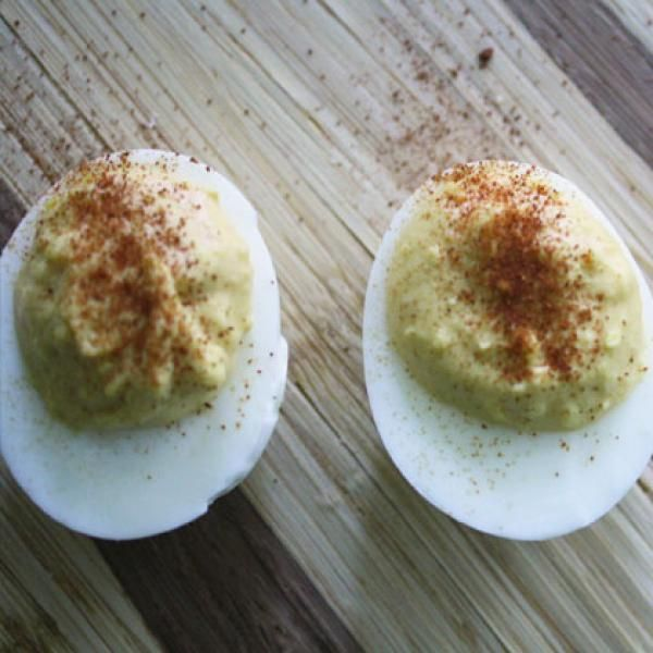 Deviled Eggs with Lime and Sriracha - Gluten-Free Diet: 10 Gluten-Free ...