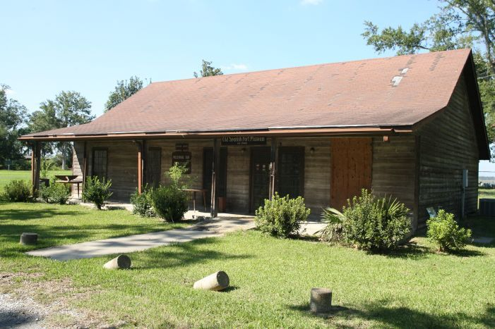 Old Spanish Fort Museum, Pascagoula