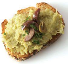 Recipe: Artichoke-Olive Crostini | PCC Natural Markets #appetizers