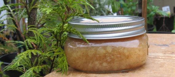 Spiced Vanilla Pear Jam 8 ounce Jar Warm and by KettaConvolutia, $6.50