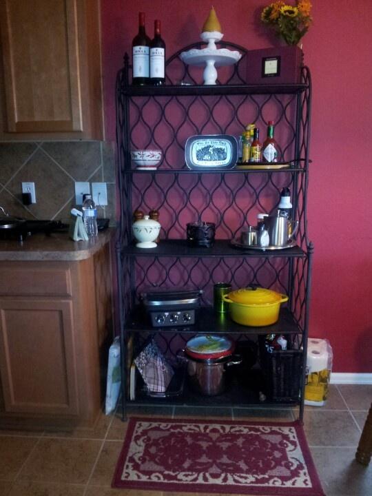 My kitchen hutch hobby lobby Home Decor Pinterest