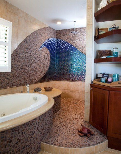 Small bathroom ideas small and huge crazy awesome for Crazy bathroom ideas