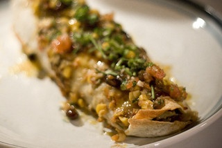 Mushroom and Zucchini Enchiladas - Tonight, Chef Boyfriend made ...