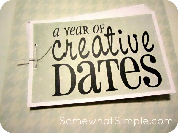 A different date each month of the year with everything planned, paid for and ready to go! #dates