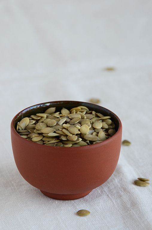 pumpkin seeds for healthy snacking (Sweet Spiced Pumpkin Seeds ...