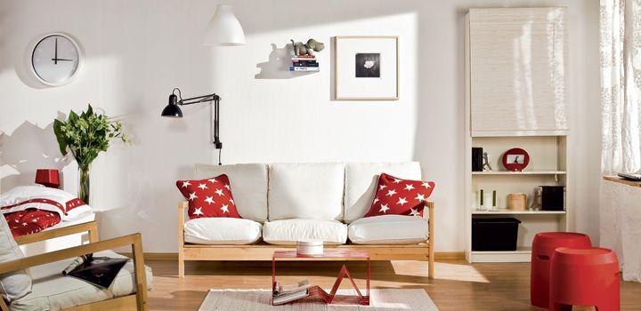 Гостиная в однокомнатной квартире дизайн