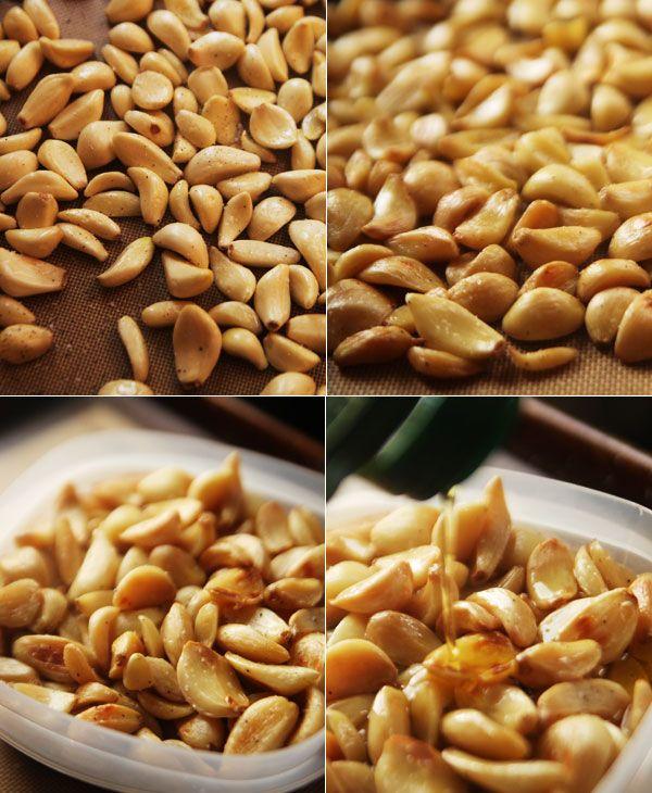 How to Roast Garlic | Roasted Garlic Recipe | Savory Sweet Life - Easy ...