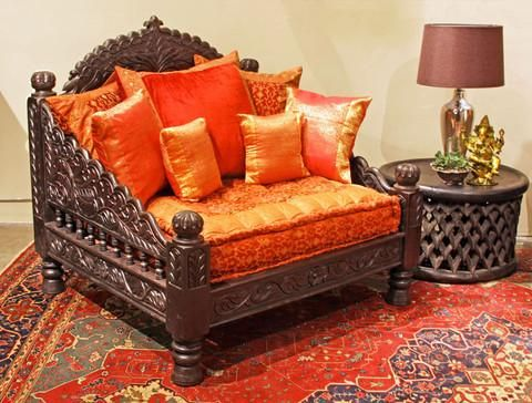 Gujarati style home d cor interior decoration ideas for Furniture design ideas suitable for indian homes