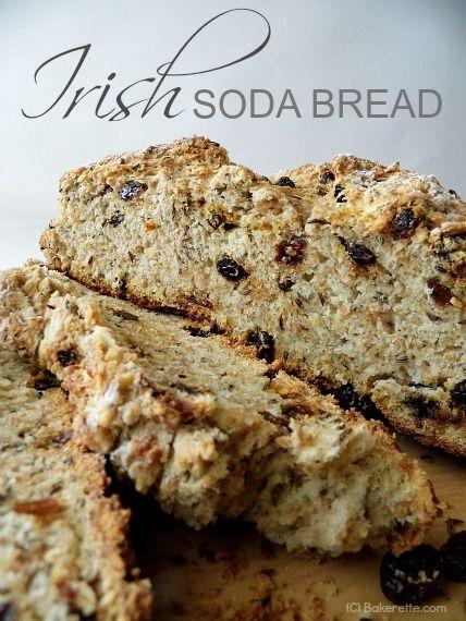 Irish Soda Bread With Raisins And Caraway Recipes — Dishmaps