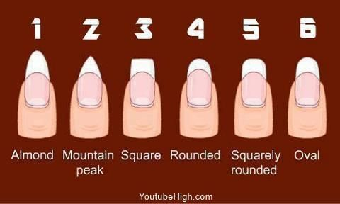 GIRLS: Which style do you like more for your nails?