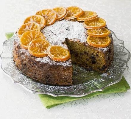 Fruit-filled Clementine Cake   Gluten-Free Baking   Pinterest