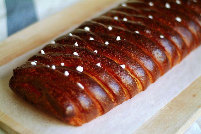 Braided Lemon Bread | food | Pinterest