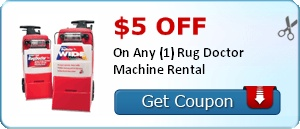 Rug Doctor Coupon | 2017 - 2018 Cars Reviews