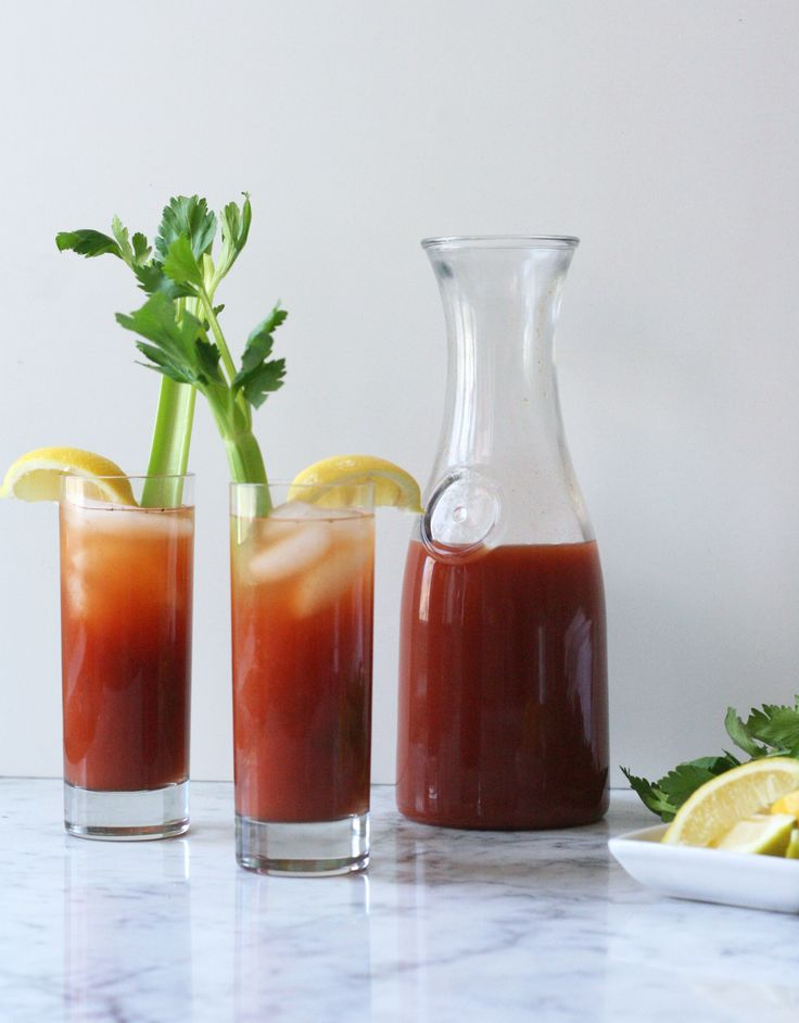 The Best Bloody Mary Recipe — Dishmaps