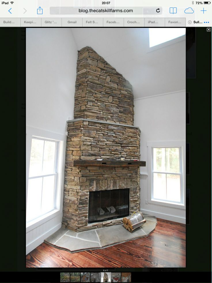 Image Result For Images Of Corner Fireplaces