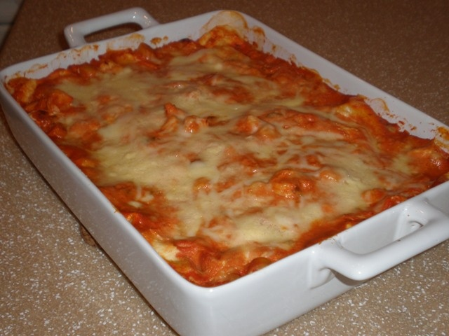 Seafood Lasagna | Italian Christmas Recipes | Pinterest