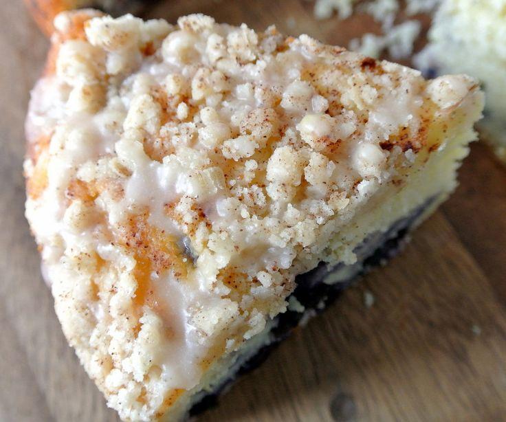 Lemon Crumb Cake Pinterest