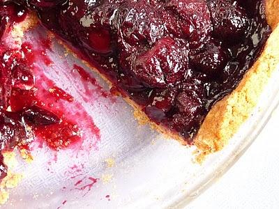 Cherry Pie With My Favorite Pie Crust (Gluten-Free, Sugar-Free, Vegan)