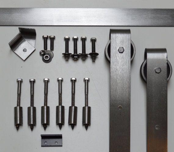 Modern Sliding Barn Door Hardware By NWArtisanHardware On Etsy