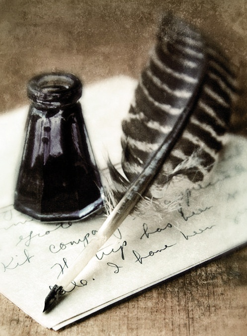 quill + ink