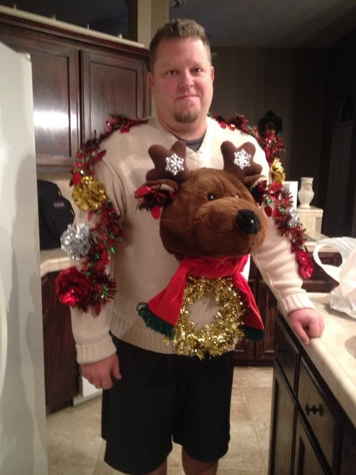 Ugliest christmas sweater ever