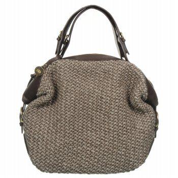 ugg knit zip satchel