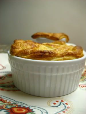 Mini Chicken Pot Pies with Bacon and Marjoram » Cook Like a Champion