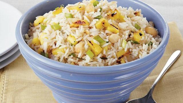 Tropical Rice Pilaf | Recipe
