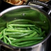 Garlic and Olive Oil Sauteed Green Beans Recipe | the little kitchen ...