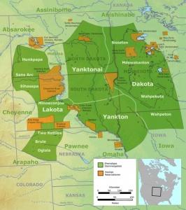 Treaty with the Blackfeet Sioux 1865