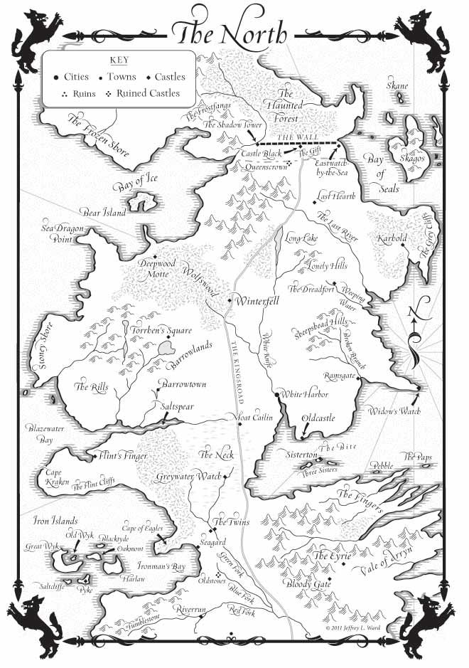 game of thrones map layout