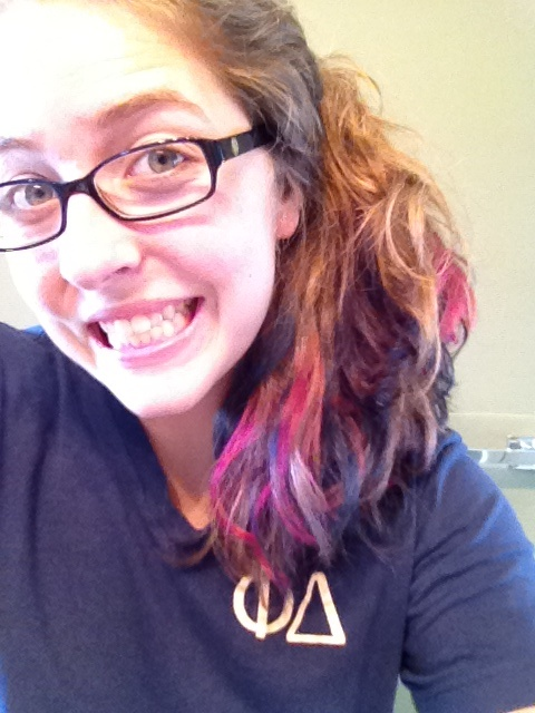 my summer hair. (: #loveitsomuch