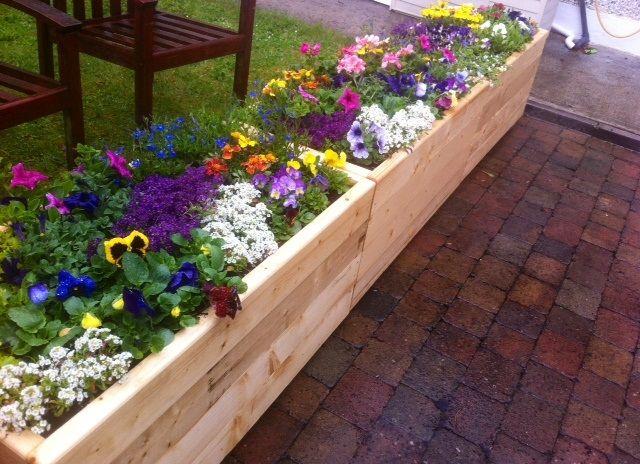 Unique Garden Planters For The Home Pinterest