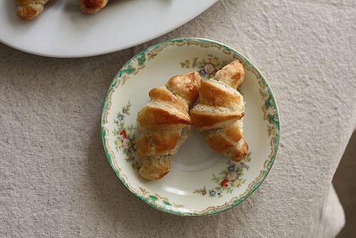 Chocolate Croissants In 30 Minutes Flat Recipe — Dishmaps
