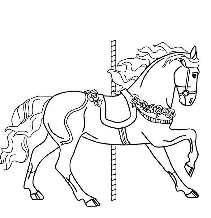 Merry Go Round Patterns Sketches Designs Templates Pinterest