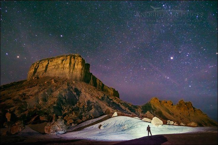 Glen Canyon | National Parks - Night Sky | Pinterest