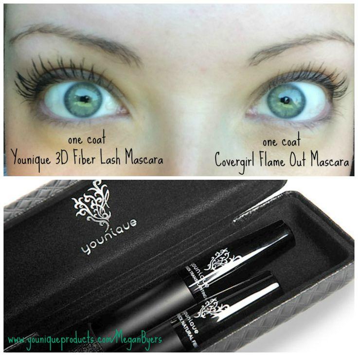 moodstruck 3d fiber lashes vs covergirl mascara www. Black Bedroom Furniture Sets. Home Design Ideas