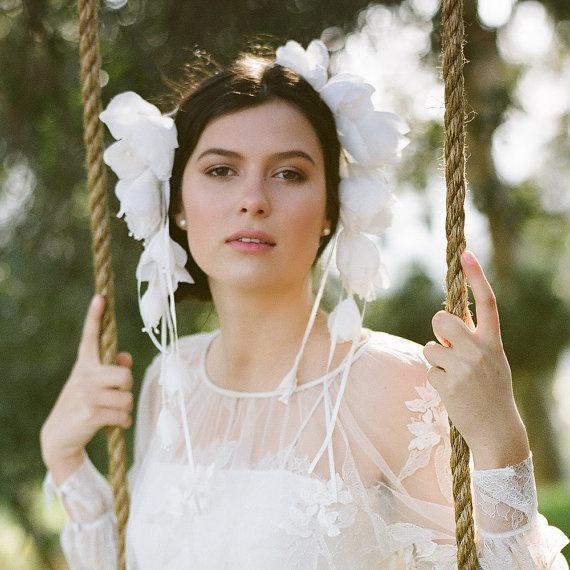 Lillian Falling Flower...