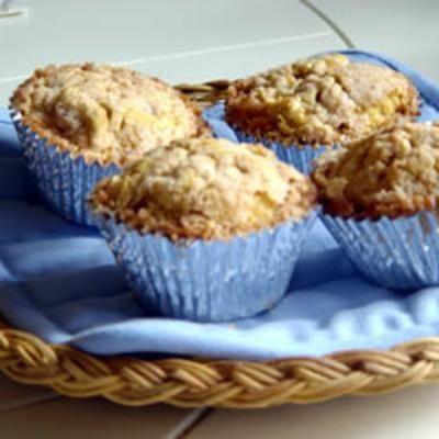 Pumpkin Apple Streusel Muffins | Breakfast | Pinterest