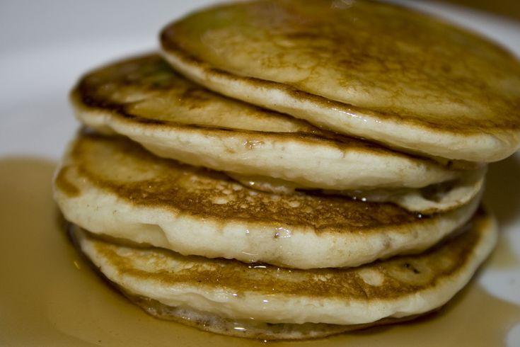 Perfect Pancakes | Foodalicious | Pinterest