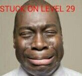 Stuck on level 104 on Candy Crush