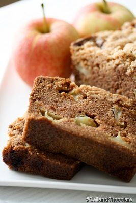 Apple Spice Bread. Been looking for a recipe forever!