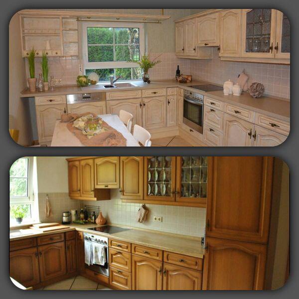 Kitchen remake with