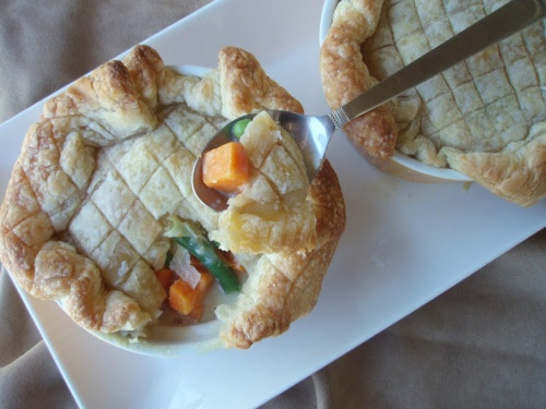vegetable pot pie | Favorite Recipes | Pinterest