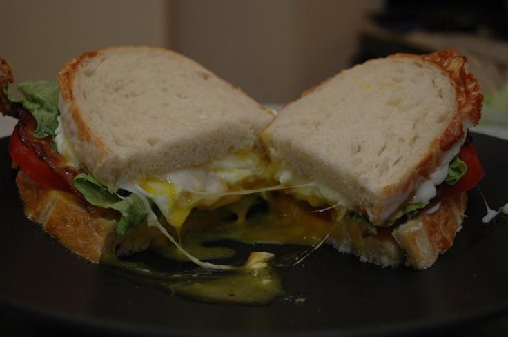 The Spanglish Sandwich~Yummmm