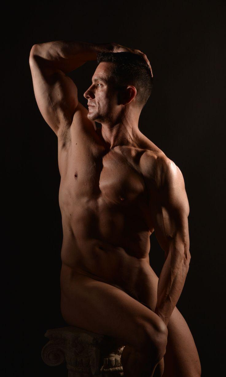 art fine male nude photo