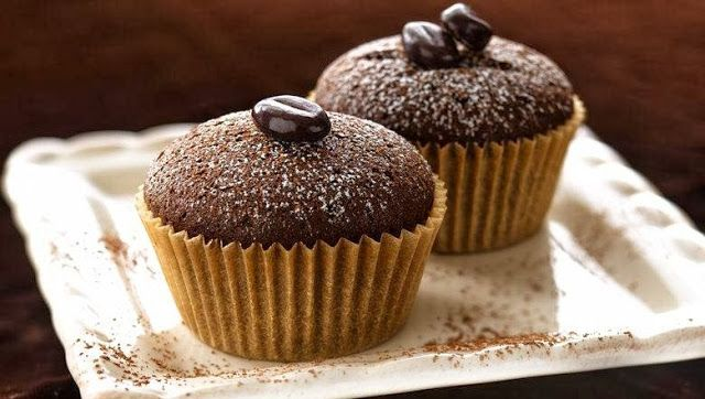 Cupcake Recipes | Delicious Cupcake Ideas: Chocolate Espresso Cupcakes