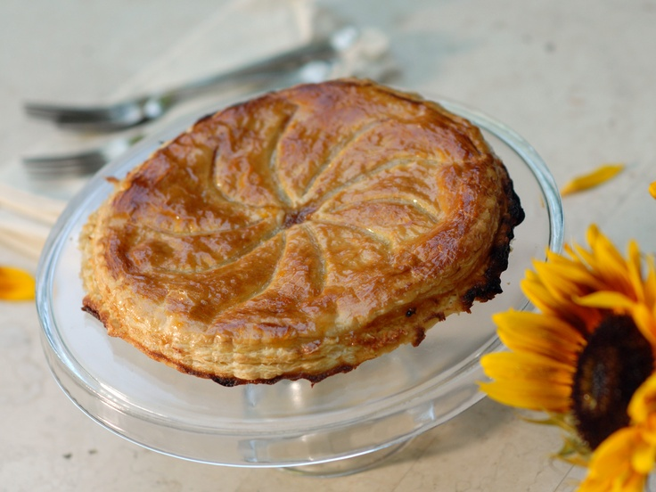 Galette des Rois from CookingChannelTV.com - Laura Calder French Food ...